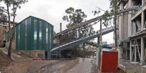 Sistema de valorización de combustibles alternativos en fábrica de cemento, (2013)