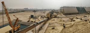 Instalación de almacenamiento y transporte hasta el puerto de fertilizantes (DAP/NPK), (2017)