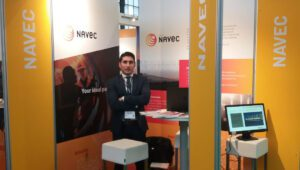 Grupo Navec at Offshore Energy Exhibition. Waiting for you!
