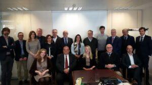 Grupo Navec es miembro fundador del primer comité de la Sección IX del ASME BPV