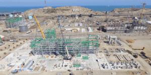 Grupo NAVEC único contratista principal presente en la ampliación de las dos refinerías del Perú.