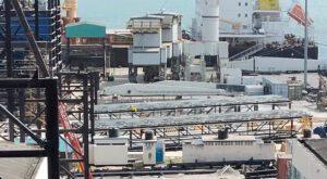Terminal portuaria para Clinker, carbón y fertilizante en el puerto de Mombasa, (2020-2021)