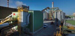 Sistemas de transporte del parque de biomasa para central térmica – Huelva (2020)