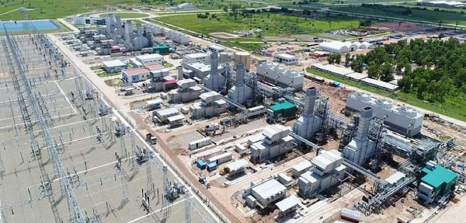 Montaje mecánico de los cierres de ciclo combinados de las plantas termoeléctricas del Sur, Warnes y Entre Ríos (Bolivia) – (2018-2019)