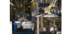 Contrato de mantenimiento Repsol Química Tarragona. Equipos Estáticos, Dinámicos y Predictivo