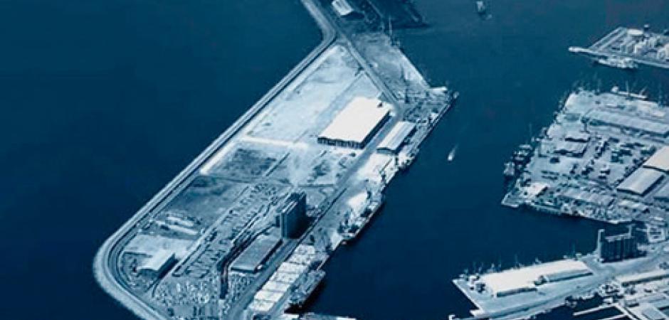 Contrato de mantenimiento y operación parque de carbón Tarragona Port Services