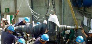Parada equipos dinámicos Repsol Química