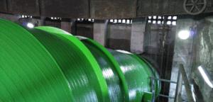 Reparación tuberías forzadas de centrales hidroeléctricas