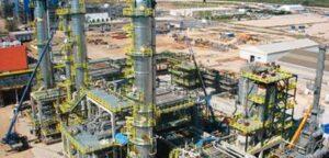 Montaje mecánico de unidades hidrodesulfuradoras para ampliación refinería